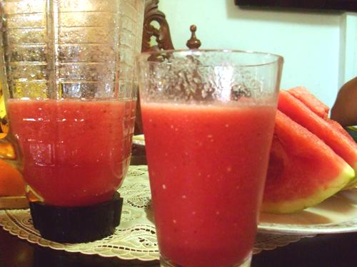 watermelon-shake