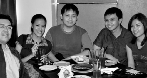 The Patay Gutom Bloggers