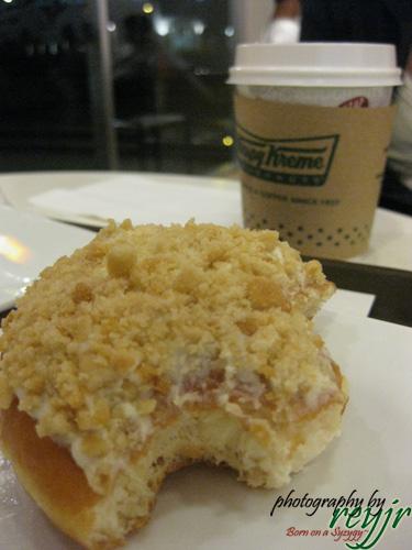 Krispy Kreme NY Cheese Cake