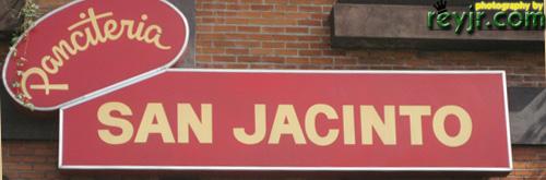 San Jacinto Panciteria