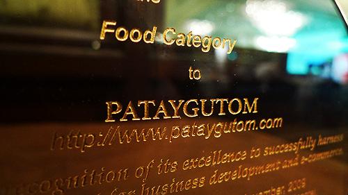 pataygutom_award