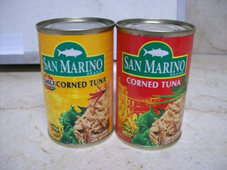 San Marino Chilli Corned Tuna
