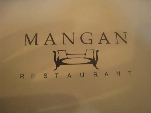 Mangan Restaurant