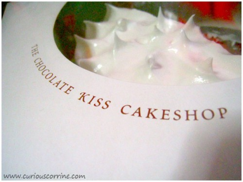 The Chocolate Kiss Cafe