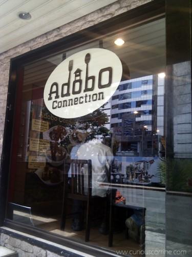 Adobo Connection, Valero Street, Makati City