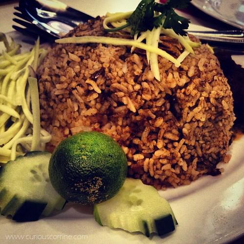 Bagoong Rice | Php160