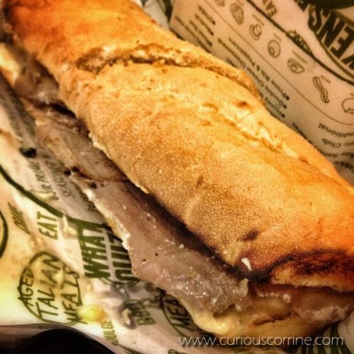 Regular Garlic Steak Sandwich | Php295