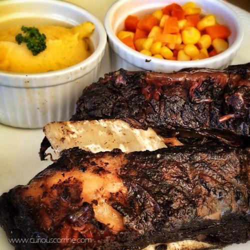 Beef Ribs, Half Slab